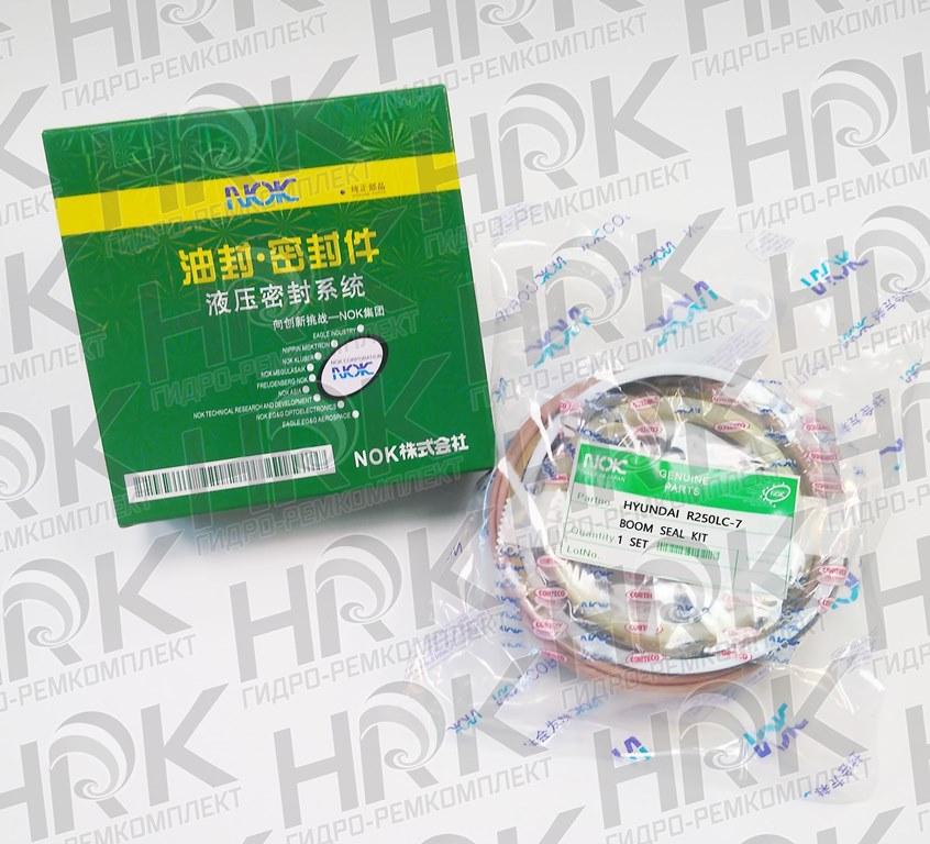 HYUNDAI R250LC-7 - BOOM