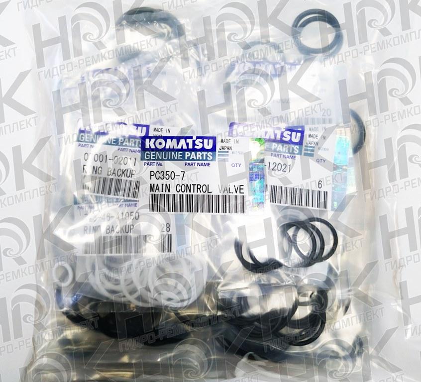 KOMATSU PC350-7