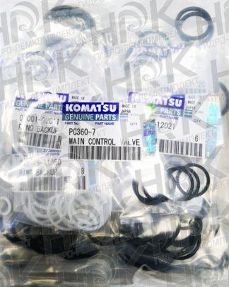 KOMATSU PC360-7